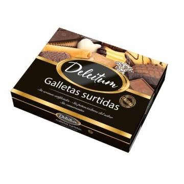 "ASSORTIMENT DE BISCUITS ""DELEITUM"" (500 G)"