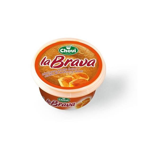 SALSA BRAVA 150 G CHOVI