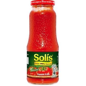 Tomate frite SOLIS 360g.
