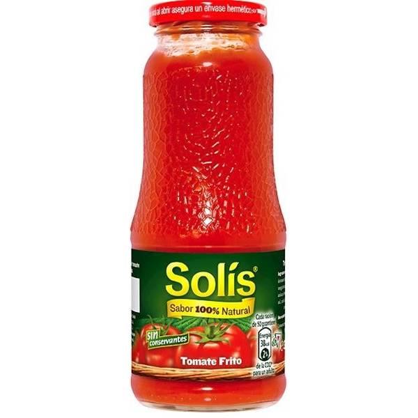 Tomate frito SOLIS 360g.