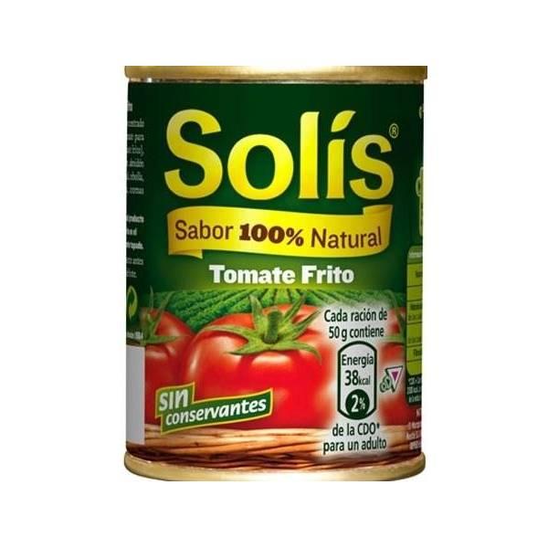Tomatensoße SOLIS 140g.