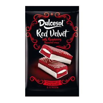 PASTELITOS RED VELVET BLACK DULCESOL