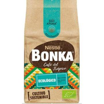 "ECOLOGICAL COFFEE FROM THE TROPICS ""BONKA"""