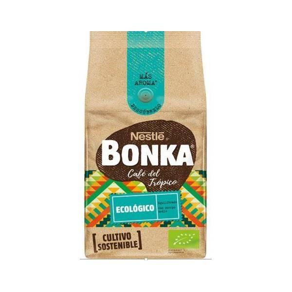 CAFÉ DEL TRÓPICO BONKA ECOLOGICO