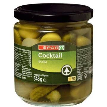 COCKTAIL 345G SPAR