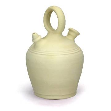 TERRACOTA DRINKING JUG