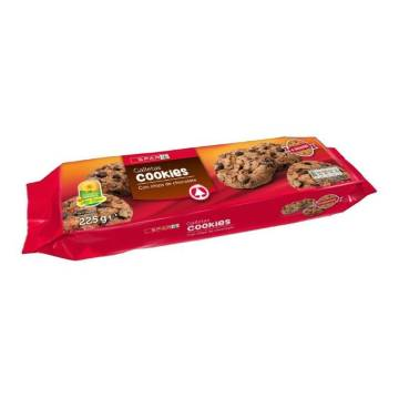 GALLETAS COOKIES PEPITAS CHOCO 225 G