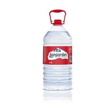 NATURAL MINERAL WATER LANJARON 6250ML