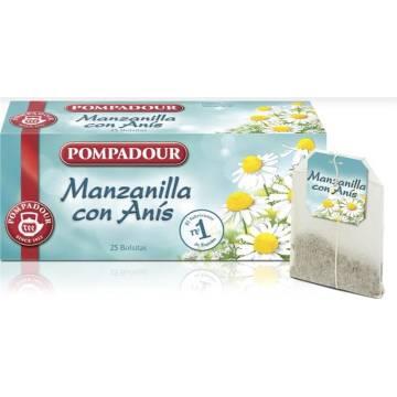 MANZANILLA CON ANÍS POMPADOUR