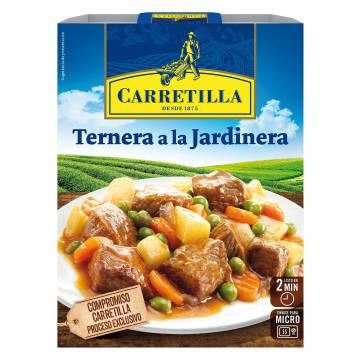"""TERNERA A LA JARDINERA """"CARRETILLA"""""""