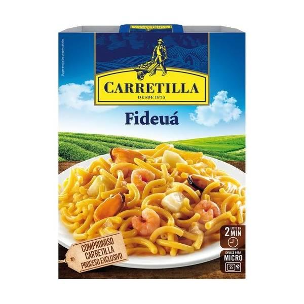 FIDEUÁ CARRETILLA