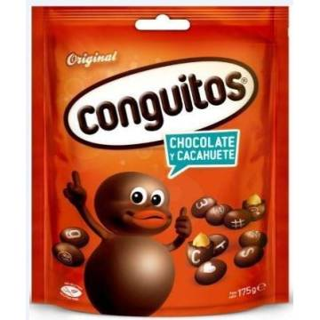 "CONGUITOS DE CHOCOLATE ""LACASA"" (175 G)"