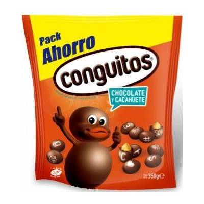 CONGUITOS DE CHOCOLATE 350 G
