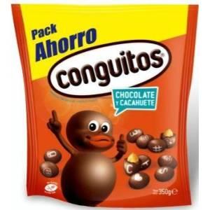 CONGUITOS DE CHOCOLATE 350G LACASA