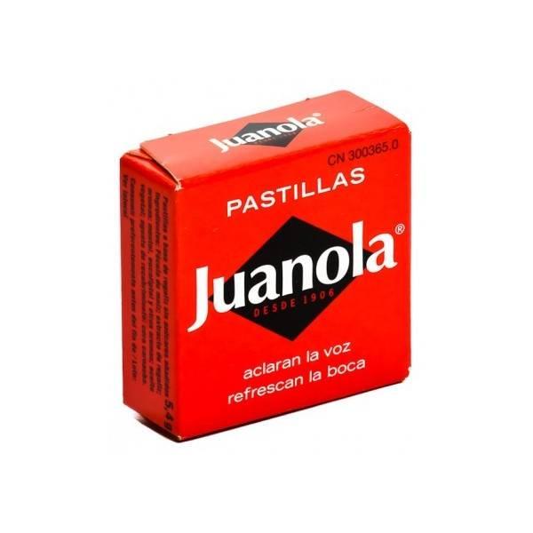 PASTILLE DE RÉGLISSE JUANOLA (5,4 g)