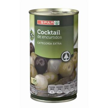 MIXED PICKLES 350G SPAR