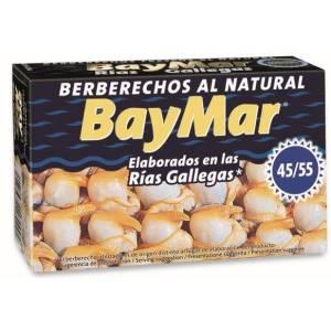 BERBERECHOS AL NATURAL 45/55 115G BAYMAR