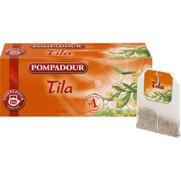 """LIME BLOSSOM TEA """"POMPADOUR"""""""