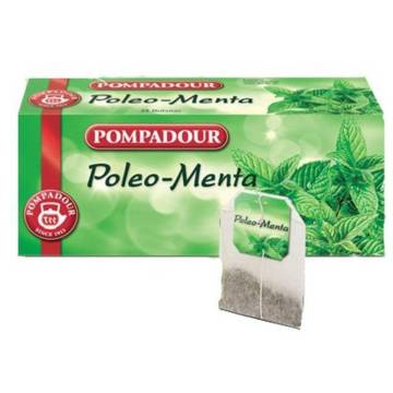 "PEPPERMINT TEA ""POMPADOUR"""