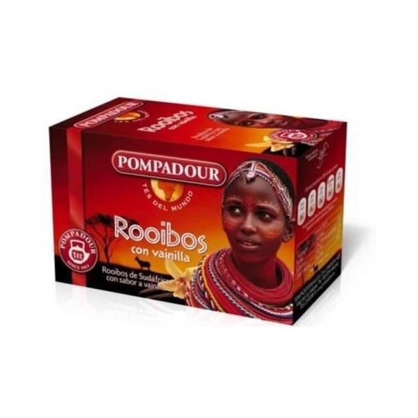 "ROOIBOS TEA WITH VANILLA ""POMPADOUR"""