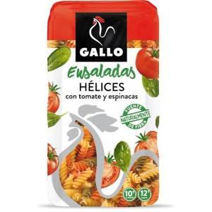 Fusilli mit Tomate und Spinat GALLO 500g.
