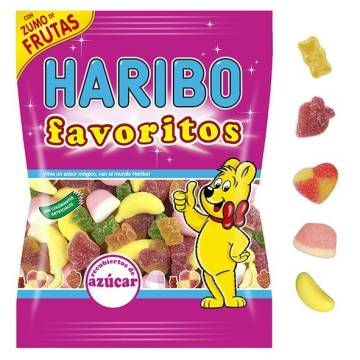 "JELLY CANDIES FAVOURITES ""HARIBO"""