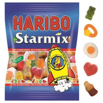 "JELLY CANDIES STARMIX ""HARIBO"""