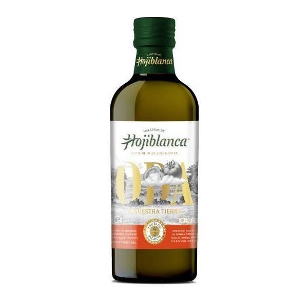 Aceite de oliva virgen extra ODA Nº7 HOJIBLANCA 500ml.