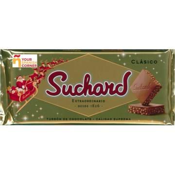 TURRON AU CHOCOLAT CROQUANT SUCHARD (260 G)