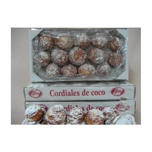 CORDIALES DE COCO