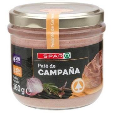 """PATÉ DE CAMPAÑA """"SPAR"""""""