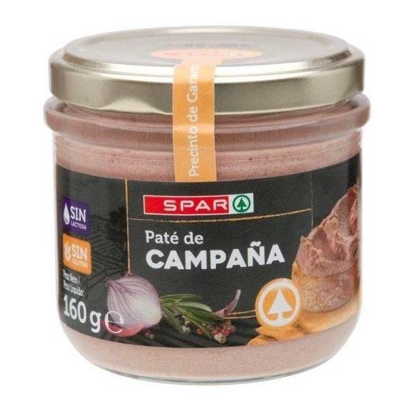PATÉ DE CAMPAÑA SPAR