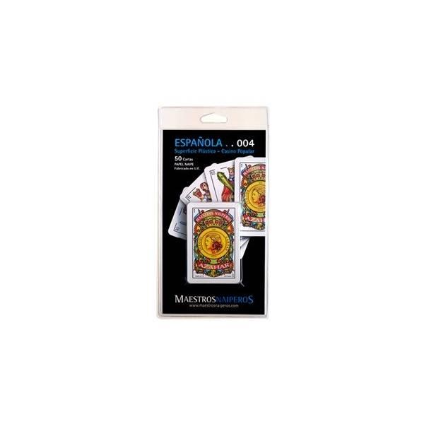 SPANISCHE SPIELKARTEN 50 KARTEN