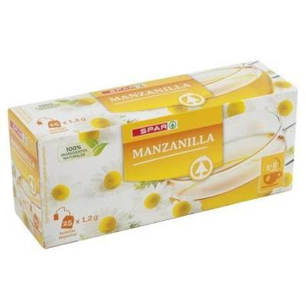 MANZANILLA 20 UNIDADES SPAR