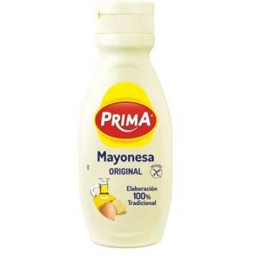 MAYONESA 400ML PRIMA