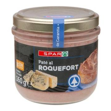 "PÂTÉ WITH ROQUEFORT ""SPAR"""