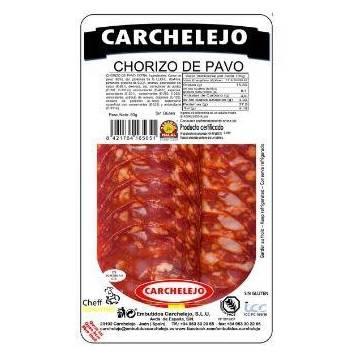 CHORIZO EXTRA DE PAVO