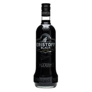 VODKA BLACK ERISTOFF