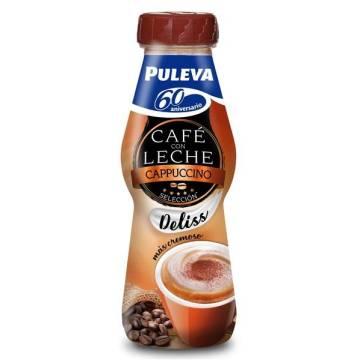BEBIDA CAFE CON LECHE CAPUCCINO PULEVA