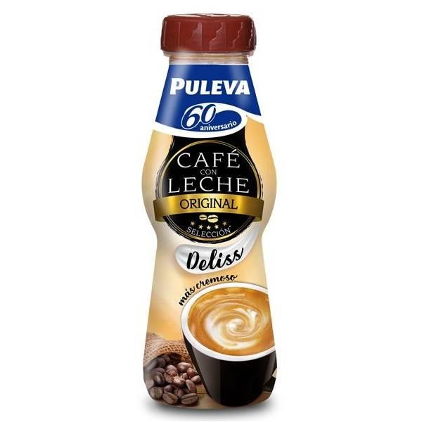 BEBIDA CAFE CON LECHE ORIGINAL PULEVA