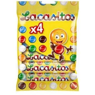 LACASITOS TUBOS 4 UDX20 G