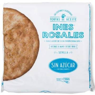 TORTAS DE ACEITE ORIGINAL INES ROSALES SIN AZUCAR