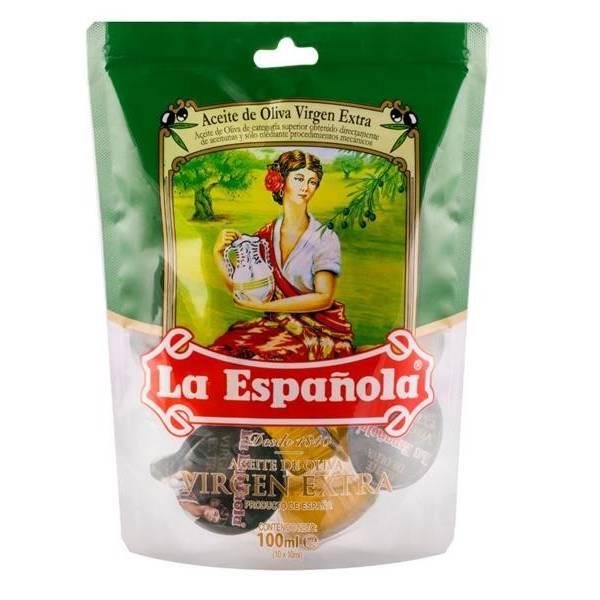 Extra natives Olivenöl Einzelportionen LA ESPAÑOLA 10x10ml.