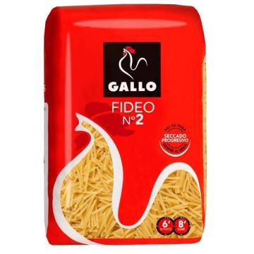 FIDEO Nº2 GALLO