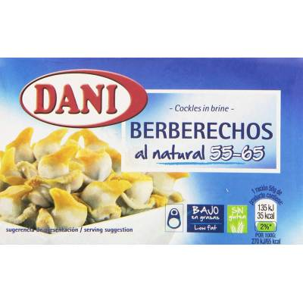 BERBERECHOS AL NATURAL DANI (55-65)