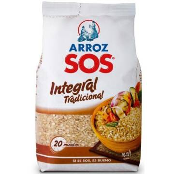 TRADITIONAL WHOLEGRAIN RICE 1KG SOS