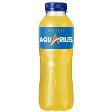 ISOTONISCHES GETRÄNK AQUARIUS ORANGE 500 ML