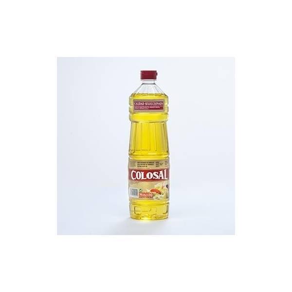 Aceite de semillas COLOSAL 1l.
