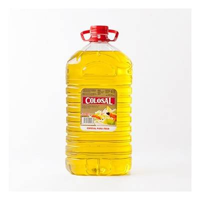 SEEDS OIL 5L COLOSAL