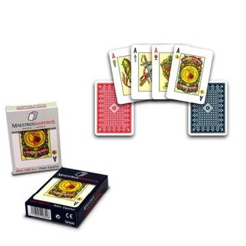 SPANISH POKER CARDS